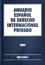 Anuario Español de Derecho Internacional Privado 2002 Tomo II-0